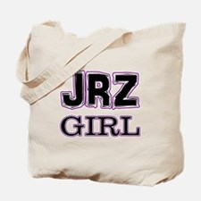 JRZ Girl Tote Bag