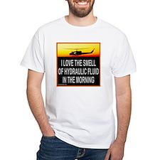 SMELL OF HYDRAULIC FLUID Shirt