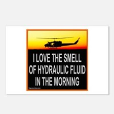 SMELL OF HYDRAULIC FLUID Postcards (Package of 8)