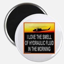 """SMELL OF HYDRAULIC FLUID 2.25"""" Magnet (100 pack)"""