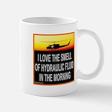 SMELL OF HYDRAULIC FLUID Mug