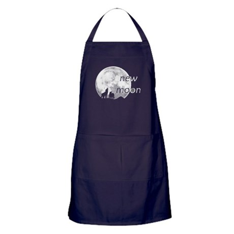 New Moon Apron (dark)
