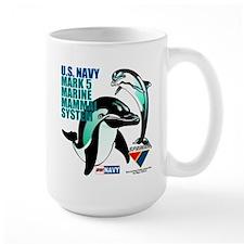 Navy MMS Mug
