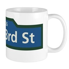 East 33rd Street in NY Mug