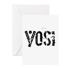 Yosi_1 Greeting Cards (Pk of 10)