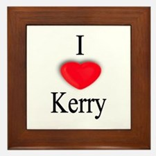Kerry Framed Tile