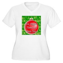 There Is A Santa Claus T-Shirt