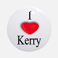 Kerry Ornament (Round)