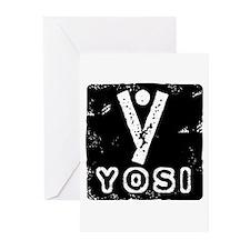 Yosi_2 Greeting Cards (Pk of 10)