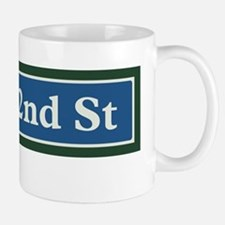 East 42nd Street in NY Mug