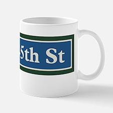 West 45th Street in NY Mug