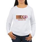 Chihuahua Girl Women's Long Sleeve T-Shirt