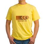 Chihuahua Girl Yellow T-Shirt