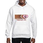 Chihuahua Girl Hooded Sweatshirt
