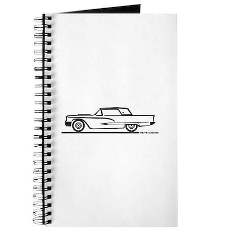 1959 Ford Thunderbird Hardtop Journal