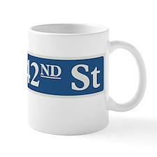 East 42nd Street in NY Mug