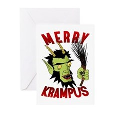 Krampus Greeting Cards (Pk of 10)