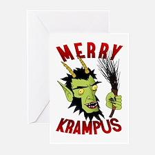 Krampus Greeting Cards (Pk of 10)