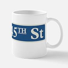 East 45th Street in NY Mug