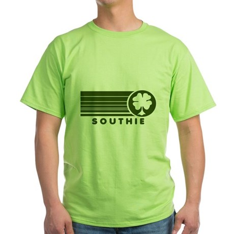 Southie Irish Green T-Shirt