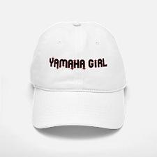 YAMAHA GIRL Baseball Baseball Cap