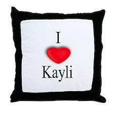 Kayli Throw Pillow