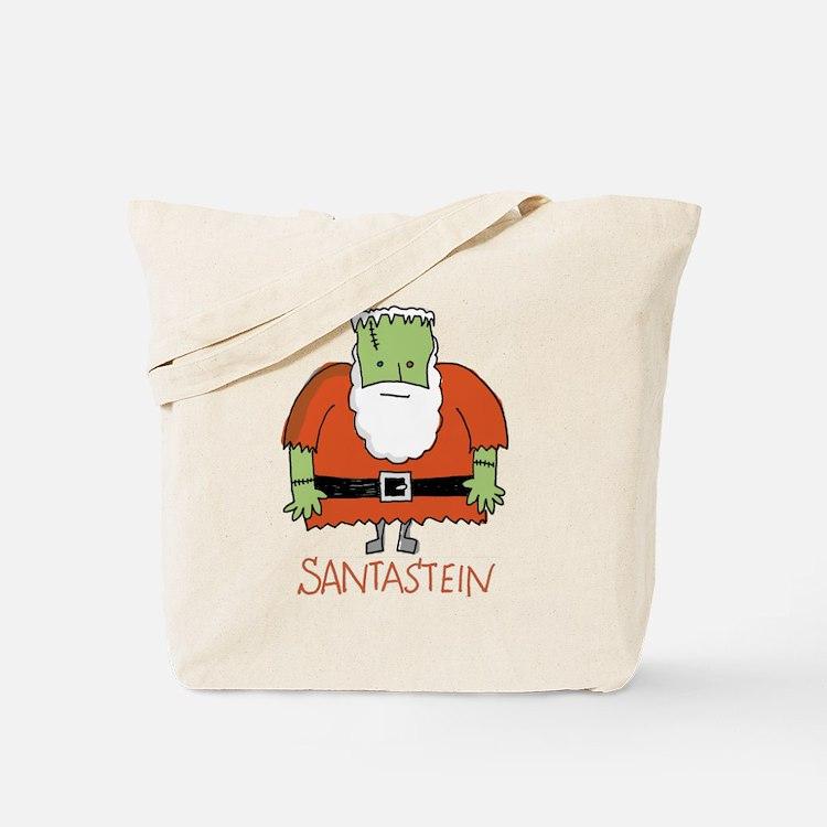 Santastein Tote Bag