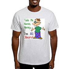 Take Me Home 1 Ash Grey T-Shirt