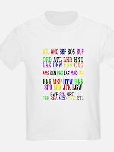 Airport Code T-Shirt