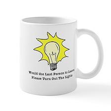 The Lights Out Mug