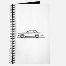 1964 Ford Thunderbird Hardtop Journal