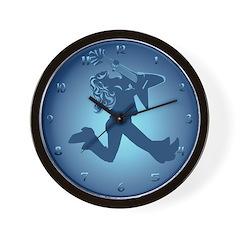 iROCK Wall Clock