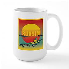 SUBSIM Horizon Mug