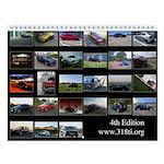2013 Calendar 4th Edition 2009 winners