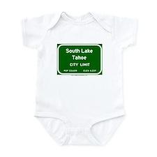 South Lake Tahoe Infant Bodysuit