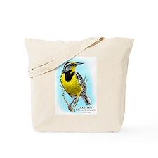 Eastern Meadowlark Tote Bag
