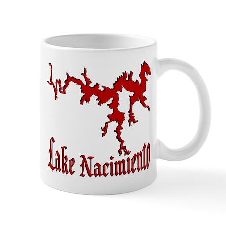 NACI (822 CRIMSON) Mug