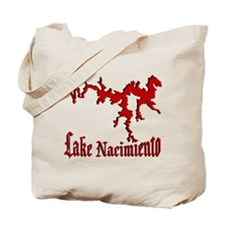 NACI (822 CRIMSON) Tote Bag