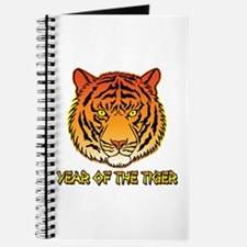 Year of the Tiger Portrait Journal