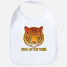 Year of the Tiger Portrait Bib
