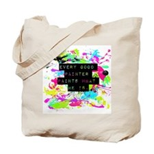 Cute Jackson Tote Bag