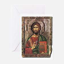 Unique Religious humor Greeting Card