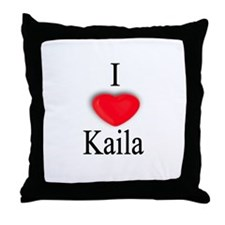 Kaila Throw Pillow