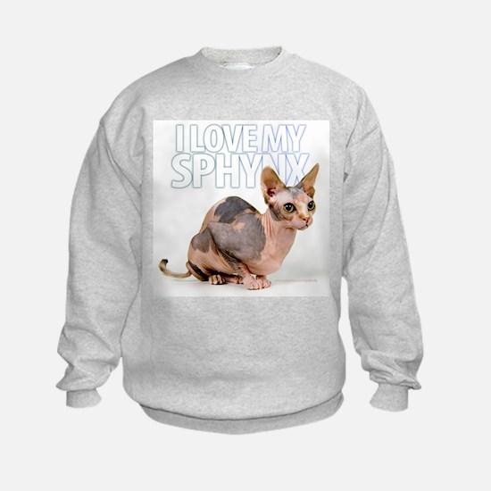 Sphynx Sweatshirt