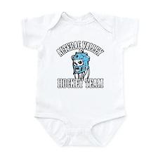 Alterac Valley Hockey Team Infant Bodysuit