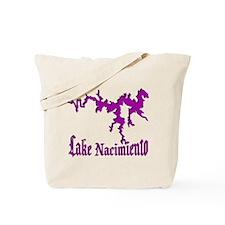 NACI (822 PURPLE) Tote Bag