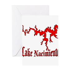 NACI (822 RED) Greeting Card