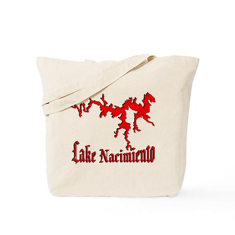 NACI (822 RED) Tote Bag