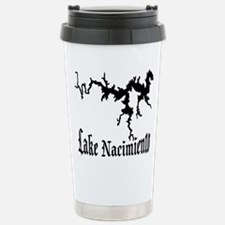 NACI (822 BLACK) Stainless Steel Travel Mug