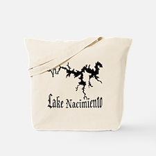 NACI (822 BLACK) Tote Bag